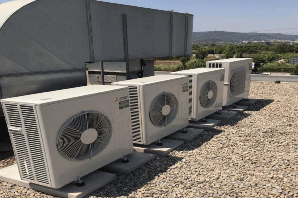 Manteniment d'instal·lacions de clima